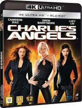 charlies angels  - 4k + Blu-ray