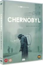 chernobyl / tjernobyl - hbo serie 2019 - DVD