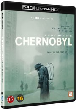 chernobyl / tjernobyl - hbo serie 2019 - Blu-Ray
