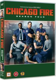 chicago fire - sæson 4 - DVD