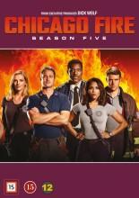 chicago fire - sæson 5 - DVD