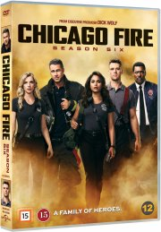 chicago fire - sæson 6 - DVD