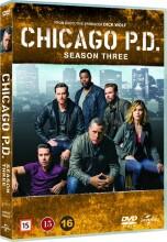 chicago p.d. - sæson 3 - DVD