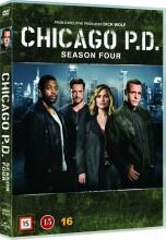 chicago p.d. - sæson 4 - DVD