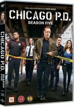 chicago p.d. - sæson 5 - DVD