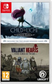 child of light and valiant hearts double pack - Nintendo Switch
