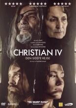 christian iv - den sidste rejse - DVD
