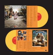 - christiania - stik dem en plade - gul - Vinyl / LP
