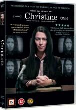 christine film - 2016 - DVD