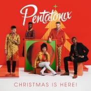 pentatonix - christmas is here - cd