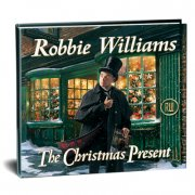 robbie williams - the christmas present - deluxe edition - cd