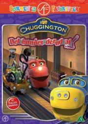chuggington 14 - clickety clack / det bumler derud af - DVD