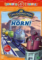 chugginton 10 - tudende horn - DVD