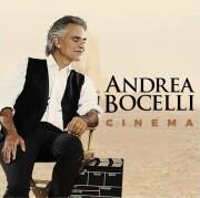 andrea bocelli - cinema  - Cd+Dvd