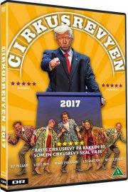 cirkusrevyen 2017 - DVD