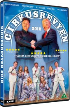 cirkusrevyen 2018 - DVD