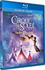 cirque de soleil - worlds away - 3D Blu-Ray