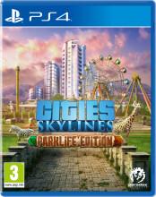 cities: skylines - parklife - PS4