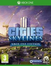 cities: skylines - xbox one