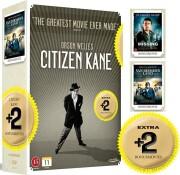 citizen kane // missing // van diemen's land - DVD