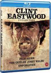 clint eastwood: pale rider // the outlaw josey wales // unforgiven - Blu-Ray