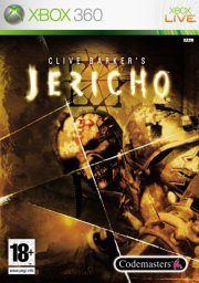 clive barkers jericho - xbox 360