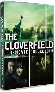 the cloverfield 1-3 collection - DVD