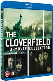 the cloverfield 1-3 collection - Blu-Ray