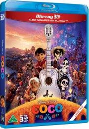coco - disney pixar - 3D Blu-Ray