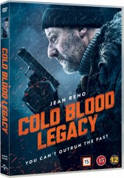 cold blood - legacy - 2019 - DVD