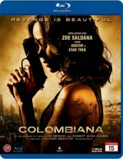 colombiana - Blu-Ray