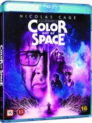 color out of space - Blu-Ray