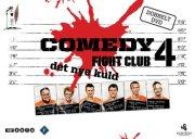 comedy fight club - det nye kuld - sæson 4 - tv2 - DVD