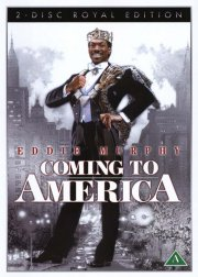 coming to america - DVD