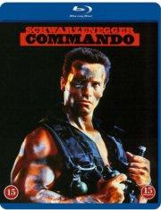 commando - Blu-Ray