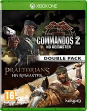 commandos 2 & praetorians: hd remaster double pack - xbox one