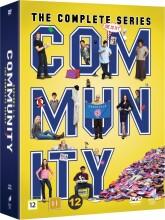 community - den komplette serie - DVD