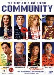 community - sæson 1 - DVD