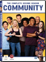 community - sæson 2 - DVD