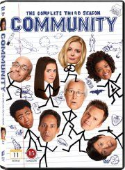 community - sæson 3 - DVD