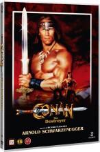 conan the destroyer - 1984 - DVD