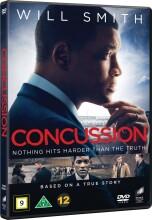 concussion - DVD