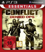 conflict: denied ops (essentials) - PS3