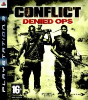 conflict: denied ops - PS3