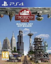 constructor plus - PS4
