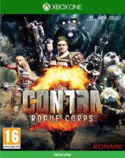 contra - rogue corps - xbox one