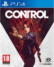 control - retail exclusive edition - nordisk - PS4