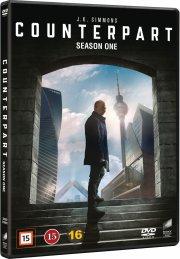 counterpart - sæson 1 - DVD