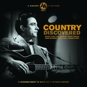 - the country vinyl discovered collection - Vinyl / LP