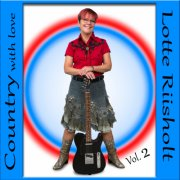 lotte riisholt - country with love vol. 2 - cd
